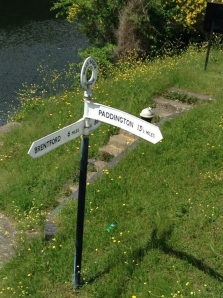 GUCR PAiddington signpost