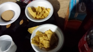 Every race should have Doritos at the finish!